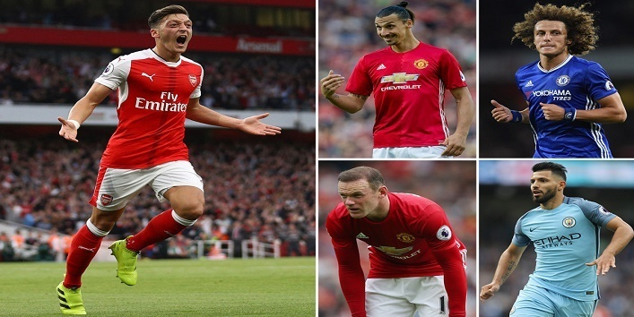 Watch Crazy Skills Of 10 Premier League Superstars Who Dominate Social Media