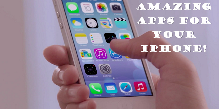 Amazing Apps For Your iPhone! cover