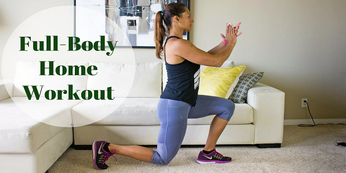6 Home Workout Moves That You Can Do Using Household Things cover