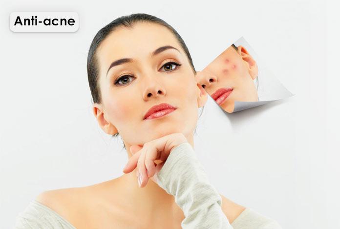 Anti acne CBD oil