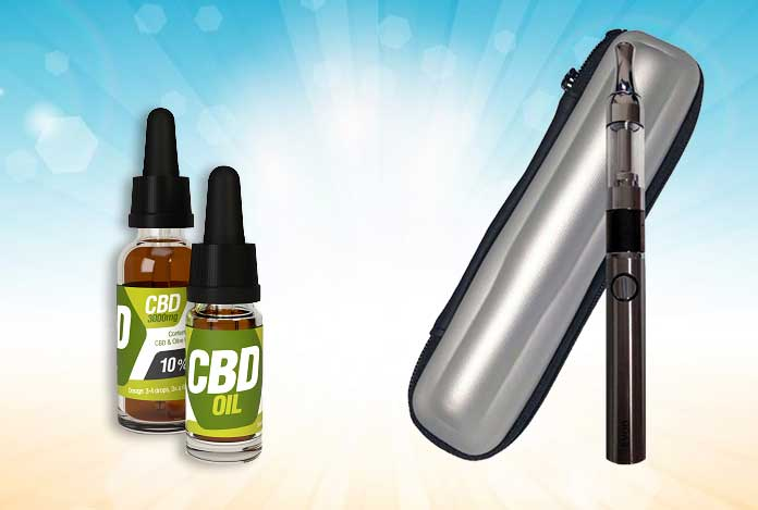 CBD Oil Vapors