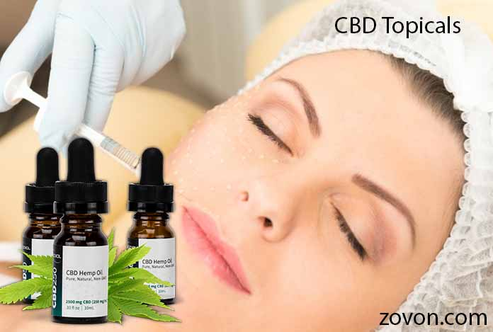 source of CBD Topicals