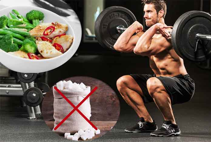Cut on Sugar and Starch Intake Weight Loss