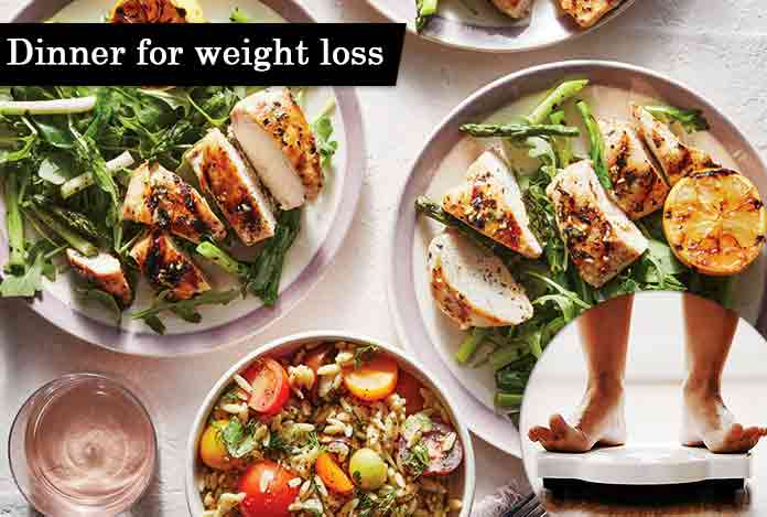 Dinner for weight loss Detox Diet to lose weight