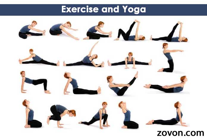 Exercise-and-Yoga