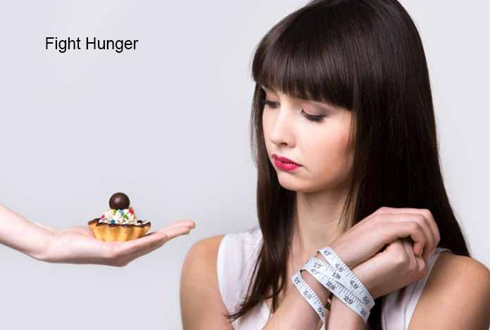 Fight Hunger Food Craving and Lose Weight