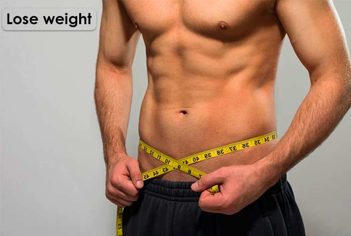 Lose weight testosterone
