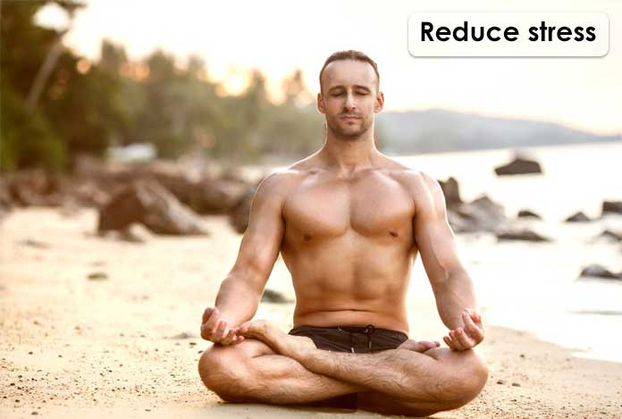 Reduce stress testosterone