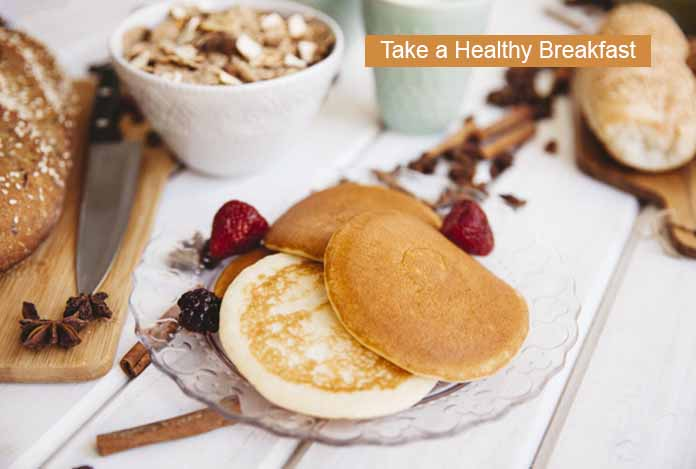 Take a Healthy Breakfast Food Craving and Lose Weight