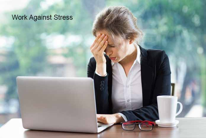Work Against Stress Food Craving and Lose Weight
