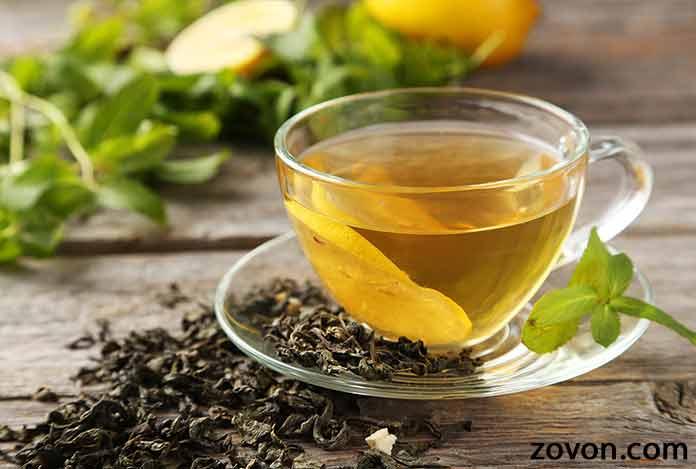 source of green-tea