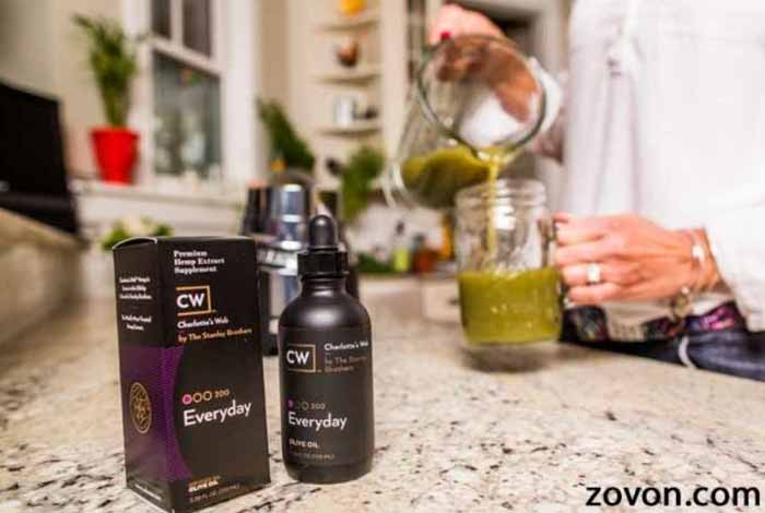 cw hemp's everyday advanced hemp oil