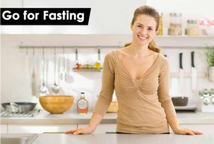 go for fasting
