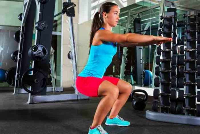 go for high intensity training