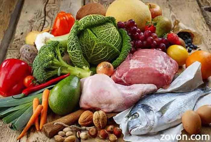 include plenty of protein in your diet
