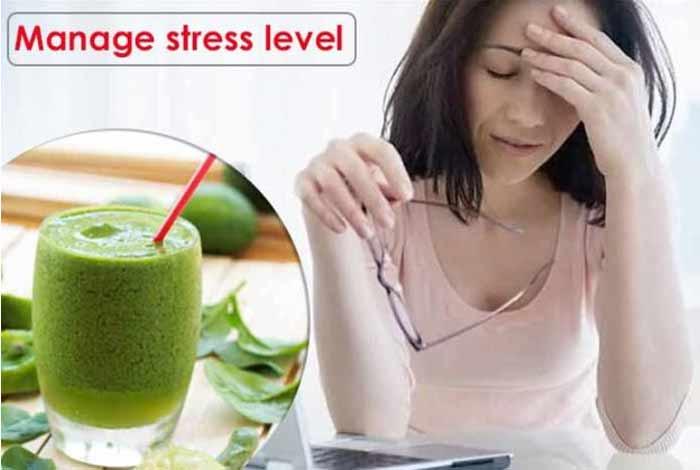 manage stress level