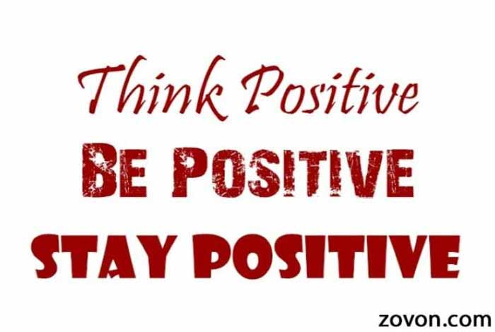 think positive stay younger
