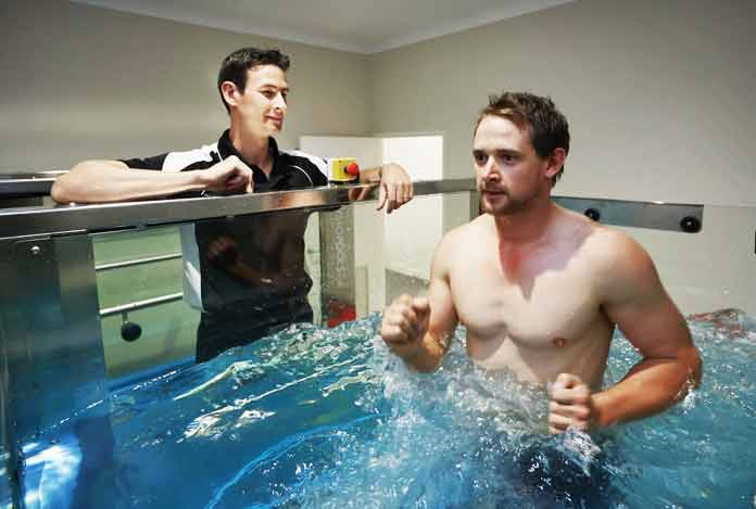 Mechanism of Hydrotherapy