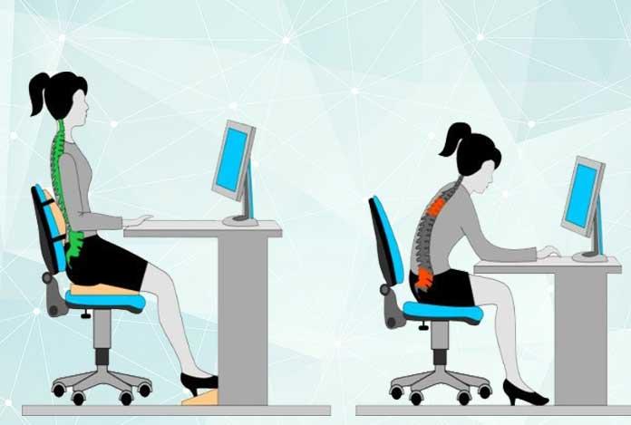 Office Ergonomics Back Pain