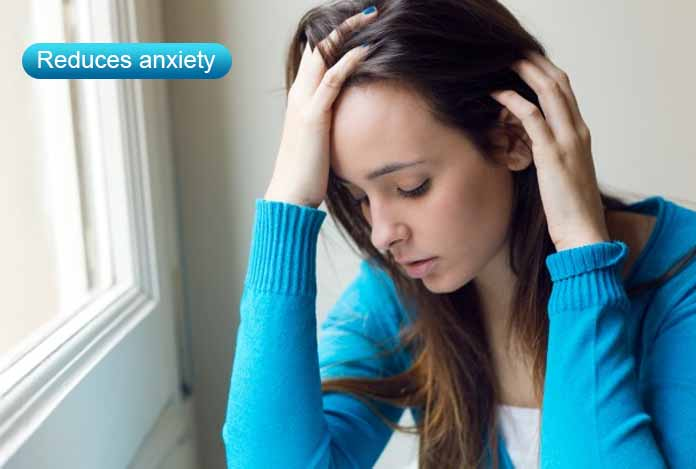 CBD hemp oil reduces anxiety