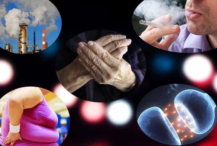 rheumatoid arthritis Risk Factor