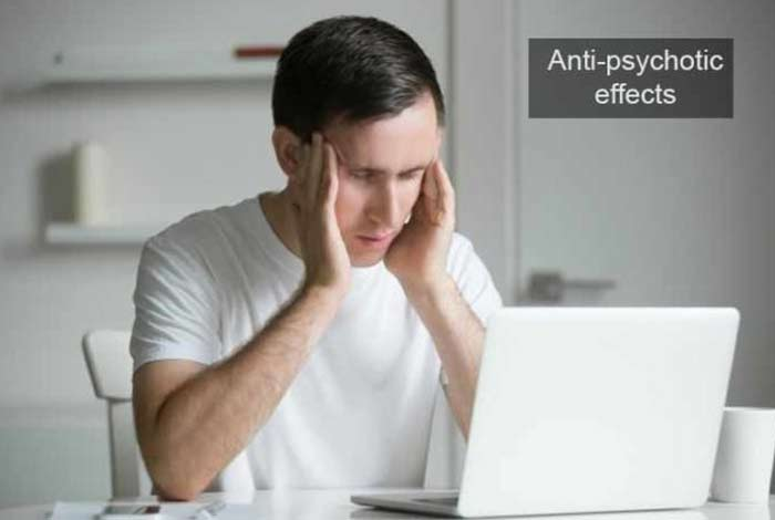 acts as antipsychotic drugs