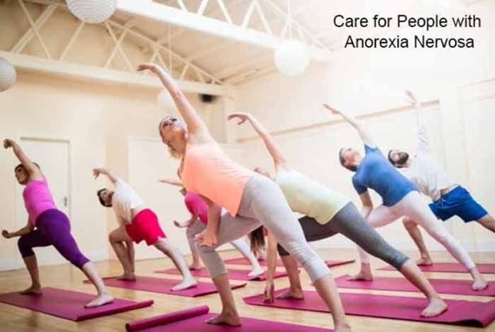 care for people with anorexia nervosa