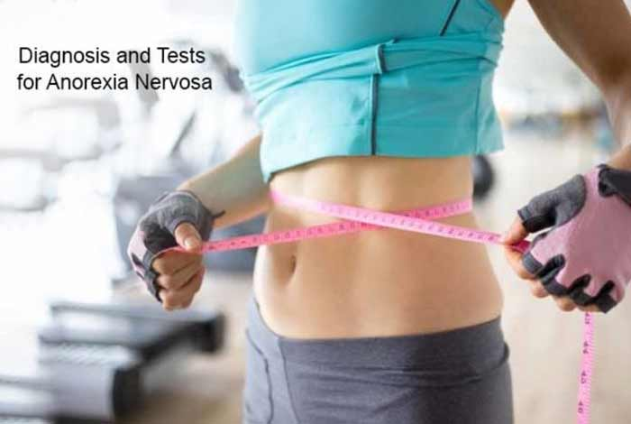 diagnosis and tests for anorexia nervosa