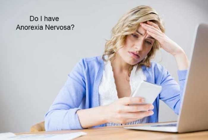 do i have anorexia nervosa