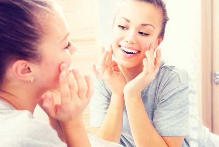 treatment and care of acne