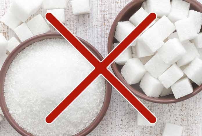 Avoid Sugar Consumption for reduce belly fat