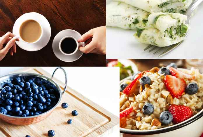 Breakfast for Weight Loss Diet Plans