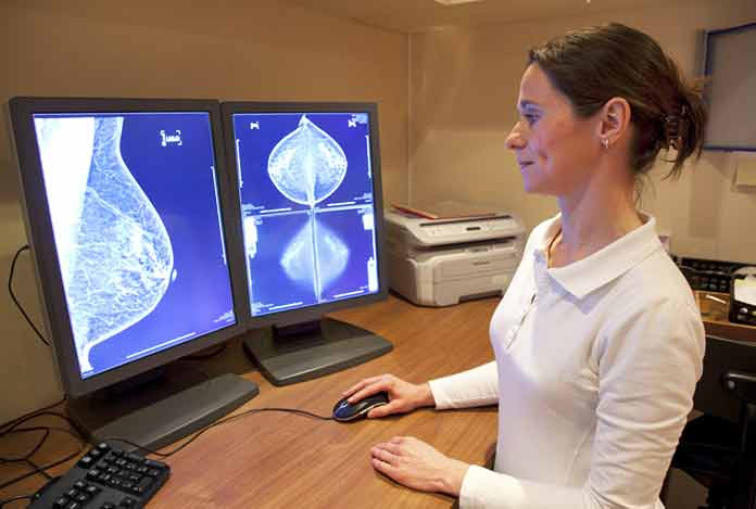 Diagnosis and Tests of Breast Cancer