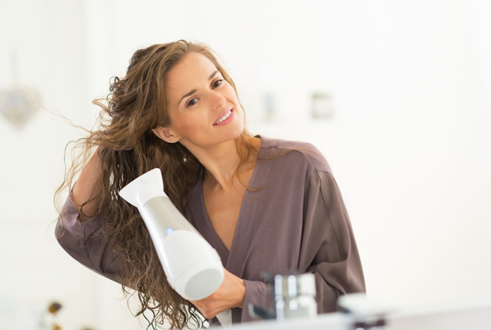 Do Not Leave Home with Wet Hair for Fast Relief from Hair Loss