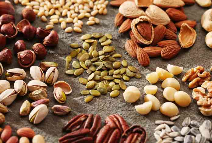 Eat More of Nuts for reduce belly fat