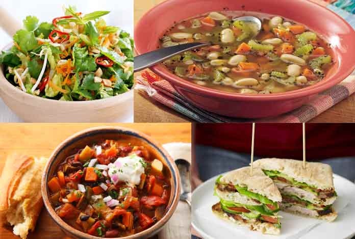 Lunch for Weight Loss Diet Plans