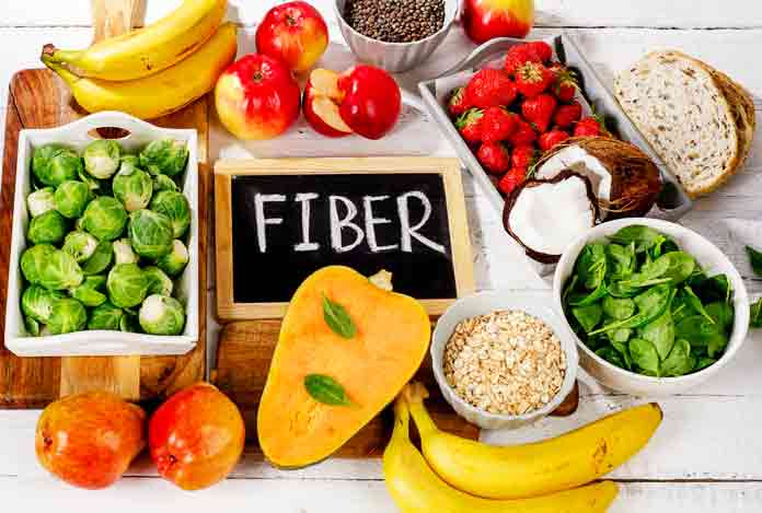 Make Your Diet Rich In Fiber for Digestion