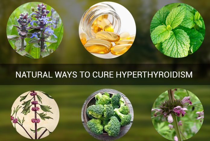 NATURAL WAYS TO CURE HYPERTHYROIDISM