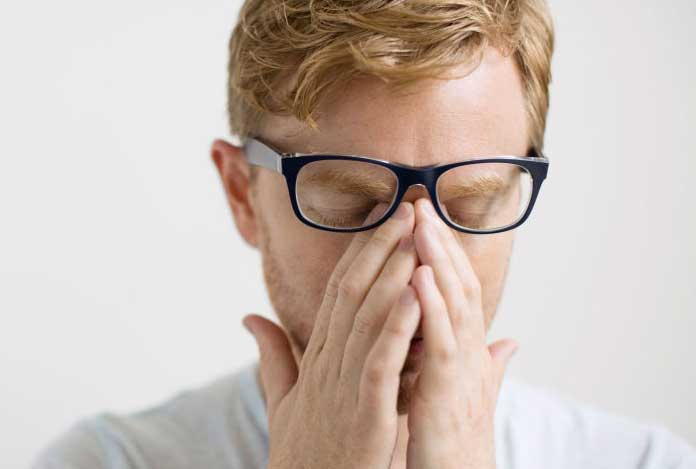 Symptoms of Night Blindness