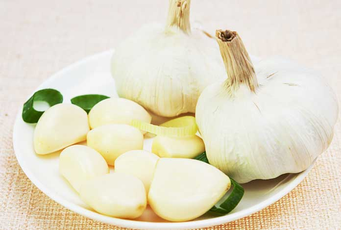 Taste Some Garlic for reduce belly fat