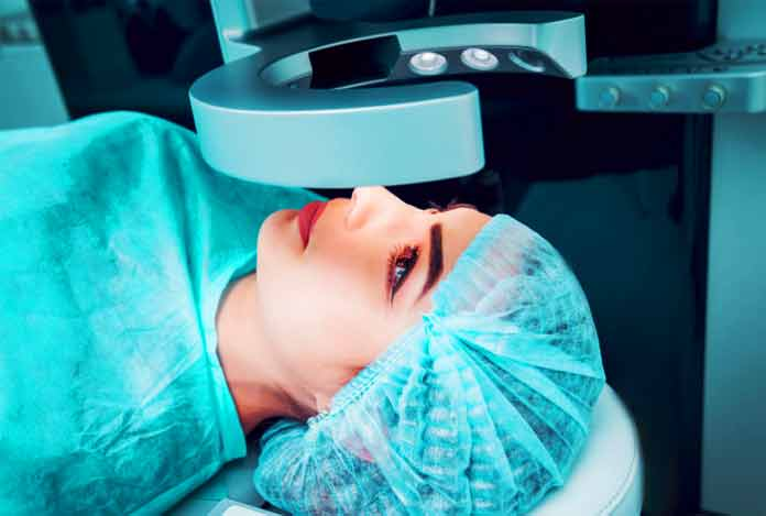 Treatment and Care of Cataract