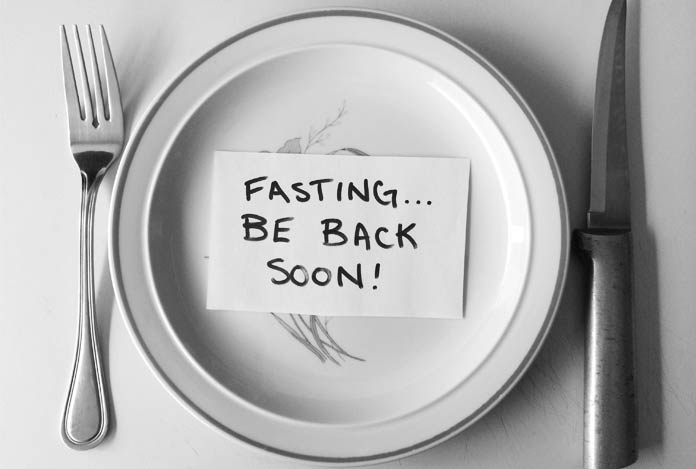 Try fasting for reduce belly fat