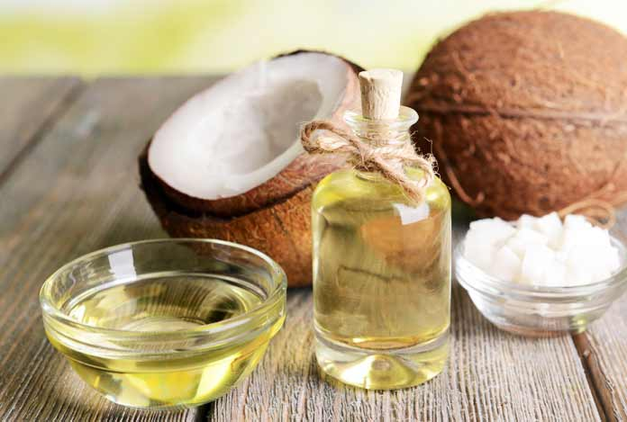 Use Coconut Oil for Cooking for reduce belly fat