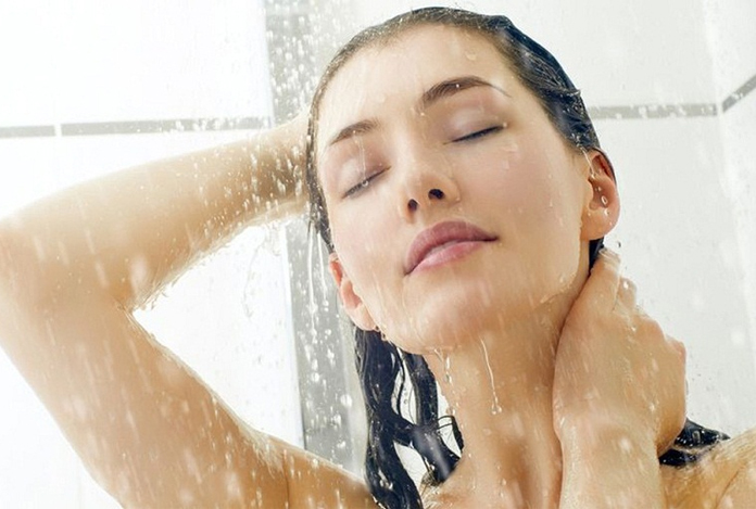 Wash Your Hair in Warm or Cool Water for Fast Relief from Hair Loss