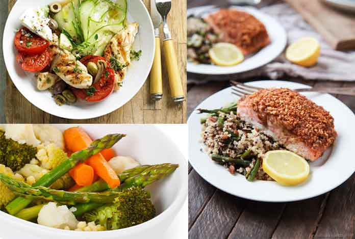 Dinner for Weight Loss Diet Plans