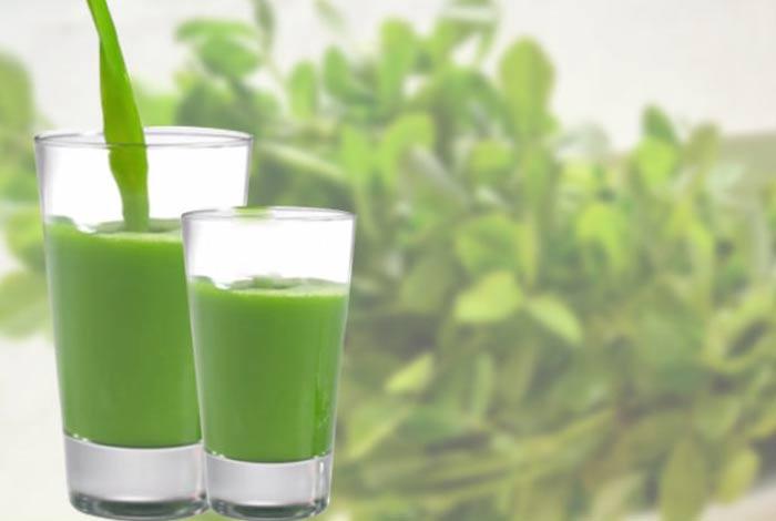 fenugreek juice