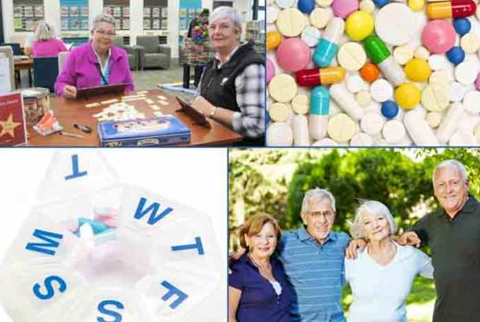 otc medication and self management for dementia