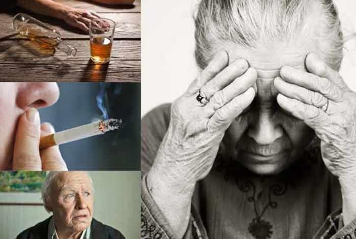 risk factors of dementia
