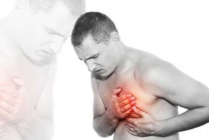 types and symptoms of breast cancer in men
