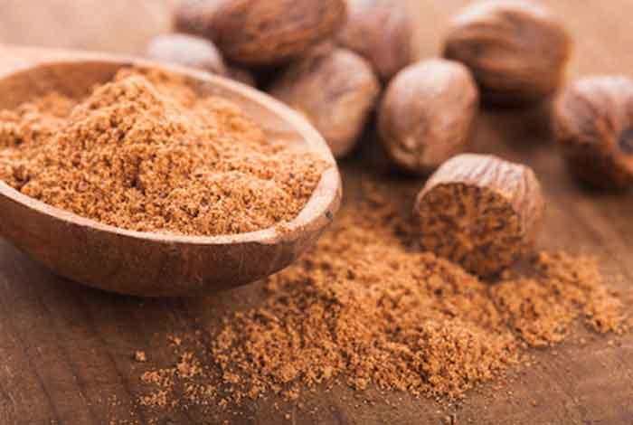 valerian and nutmeg